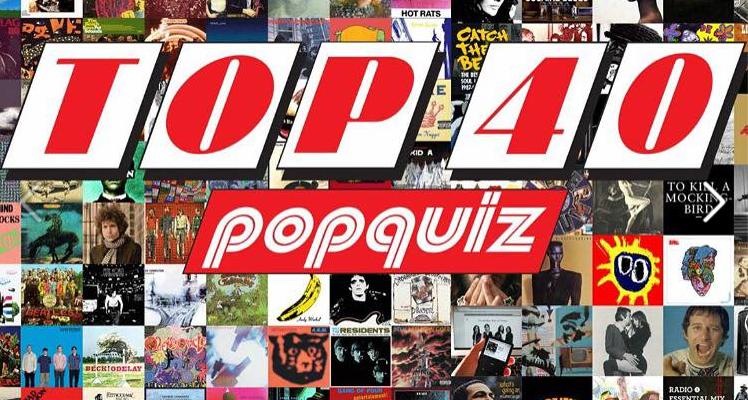 De officiële Top40 popquiz
