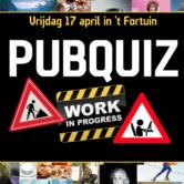 Pubquiz 'Werk in uitvoering' in Wervershoof